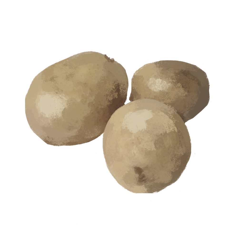 PATATE BIANCHE